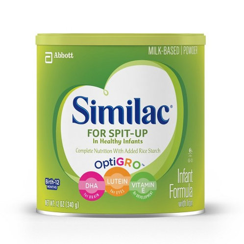 MP30 Similac for Spit-Up 12 OZ