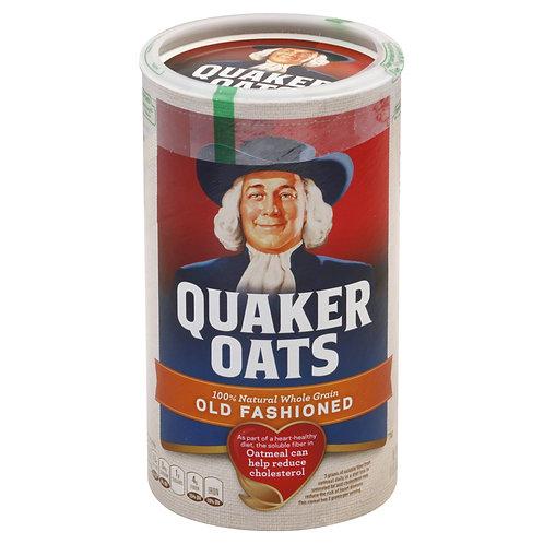 DA28 Quaker Oats Old Fashioned 42oz