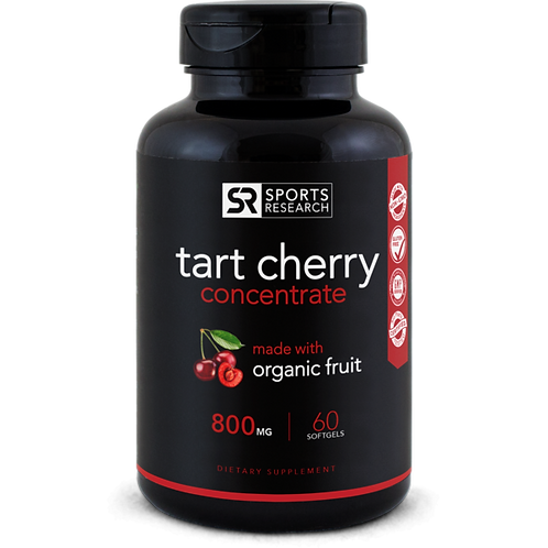 VC25 Tart Cherries Concentrated 800mg 60ct
