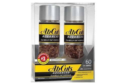 VC01 Viên uống giảm cân AbCuts CLA Belly Fat Formula bộ 2 hộp/120 viên/hộp