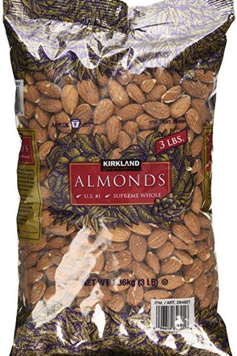 Hạt Sấy Khô Almond Kirkland 2 pack