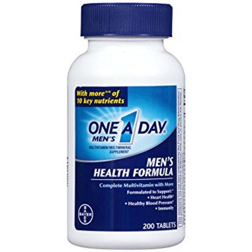 Viên Bổ Sung Vitamin Tổng Hợp One A Day Men Health Formula 200 viên