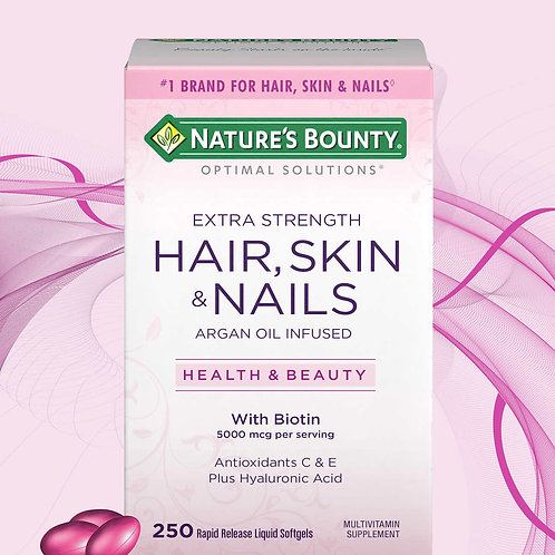 VC58 Nature's Bounty Hair Skin Nail 250vien