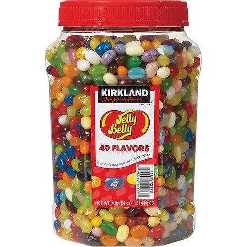 Kirkland Signature Gourmet Jelly Belly Beans, 64 oz.