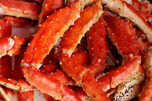 King Crab Legs FROZEN 10lbs
