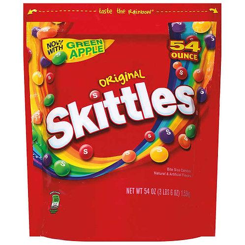 Skittles, Original, 54 oz