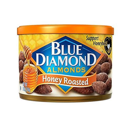 Hạt Hạnh Nhân Rang Mật Ong Blue Diamond