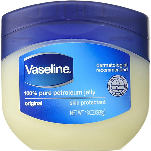 SB07 Vaseline pure petroleum jelly 13oz