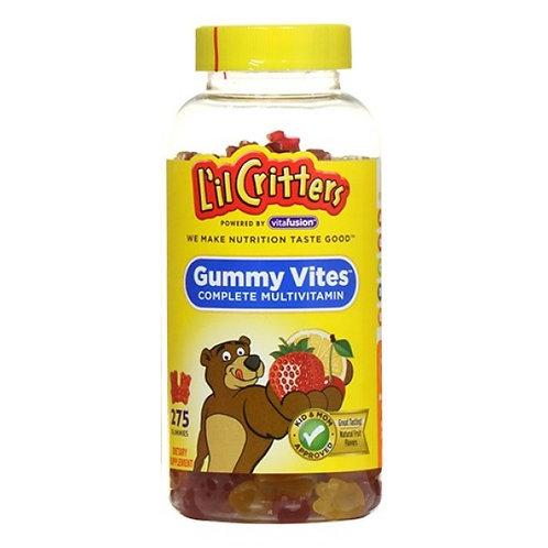 Lil Critters Gummy Vites 275 vien