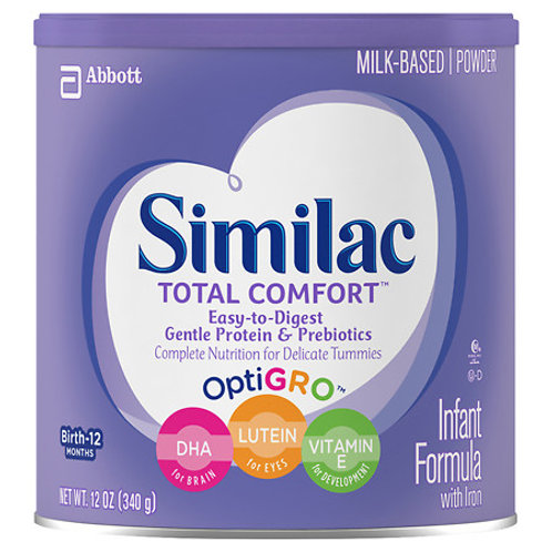 MP31 Similac Total Comfort 12oz