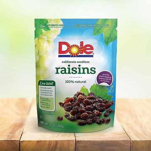 DA04 Dole Raisins 100% Natural 340g(12oz)