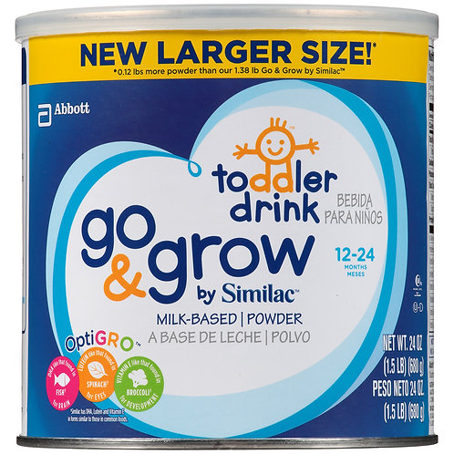 MP26 Similac Go&Grow 12-24M 24OZ
