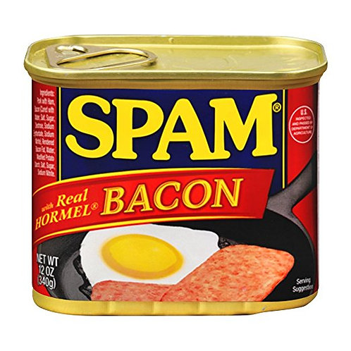 DA21 Spam Bacon 12oz