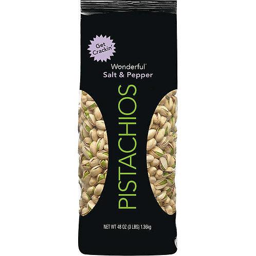 DA24 Wonderful Pistachios 48oz