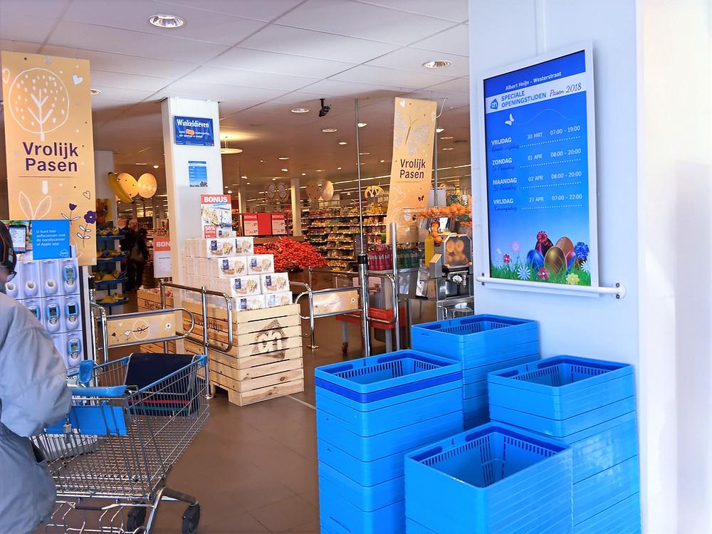 AdverterenbovenKassas.tv AH Santhorst Leiderdorp