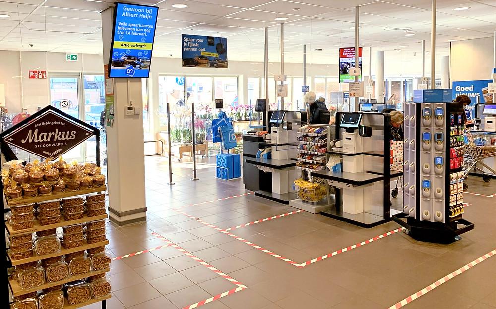AdverterenbovenKassas.tv AH Rijnsburg