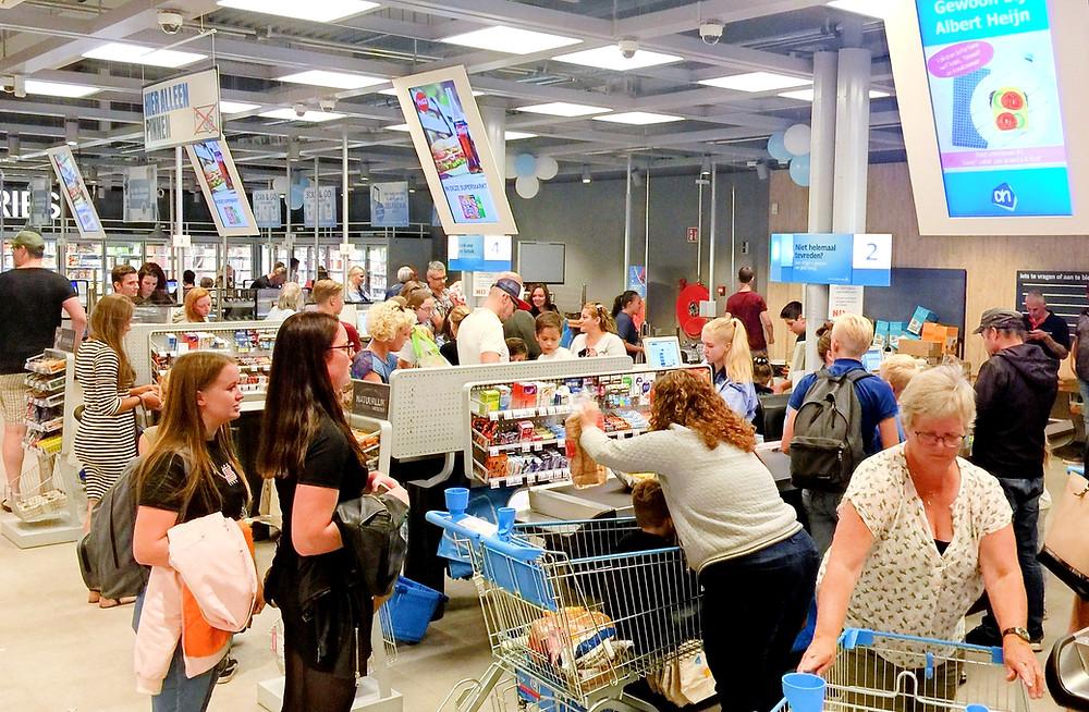 AdverterenbovenKassas.tv AH Stationskwartier Kampen