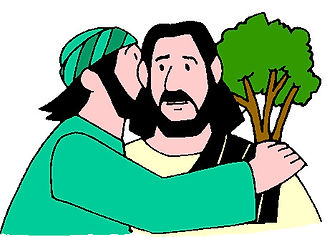 jesus betrayed with a kiss.jpg
