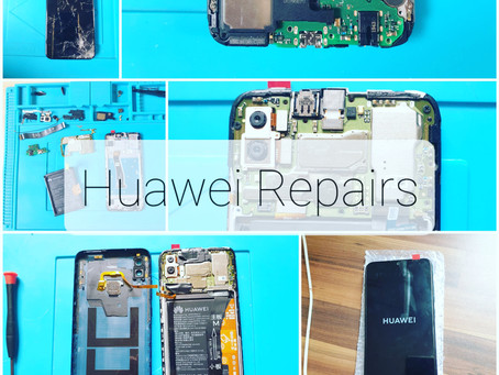 Up to 50% off Huawei Smartphone Repairs