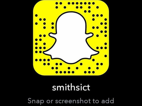 Find us on Snapchat! 📷