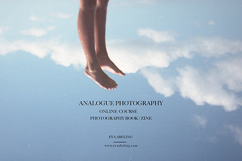 Create your Photography Book - 35mm Analogue Photography Online Course