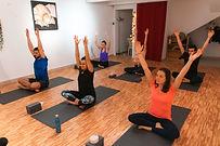yoga en entreprise qvt bien-être