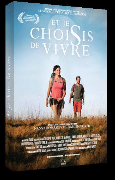 DVD - Et je choisis de vivre
