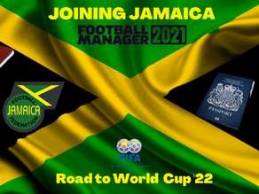 EP 4 - Joining Jamaica - Its Gold Cup Time!
