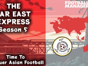 Far East Express - Full Steam Ahead