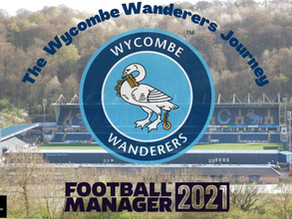 S6 EP2 - Wycombe Wanderers - The Journey Continues.