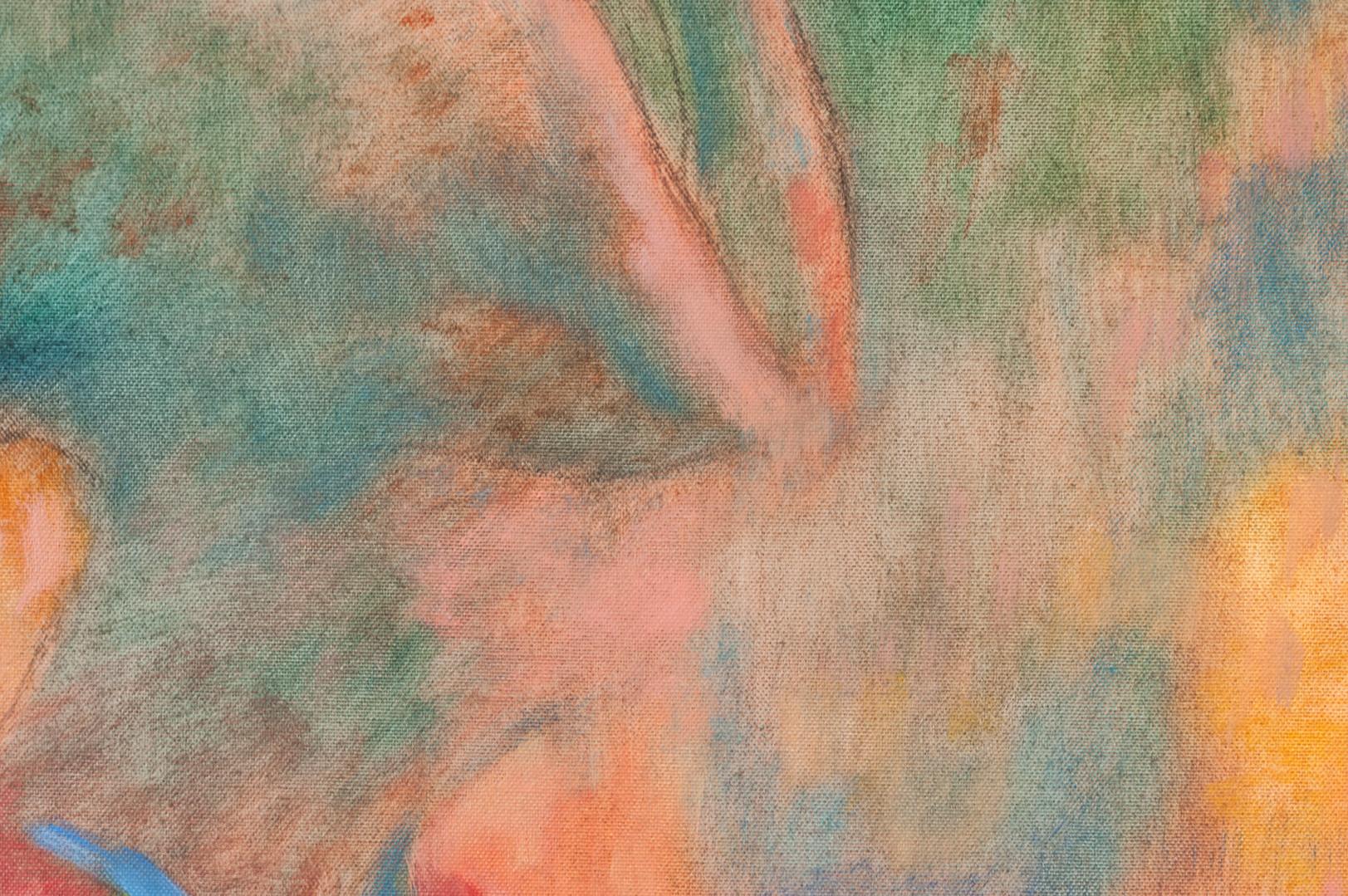 """""""Masquerade IV"""", detail"""