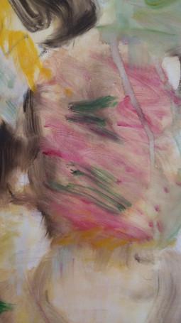 «Omaggio a Vincent I», detail, 2019