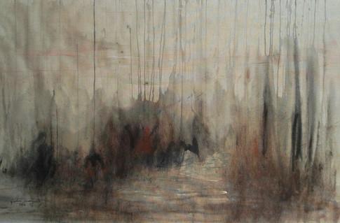 Paesaggio immaginario /Imaginary landscape