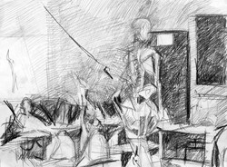 Lyles_skeleton in class_Graphite on Pape