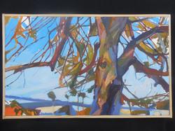 1. Lyles_Gracious Lady #2_Oil on Canvas_