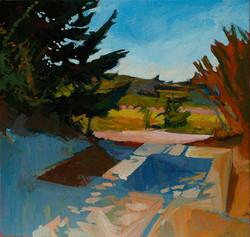 Lavage, oil on canvas, 2014,.jpg