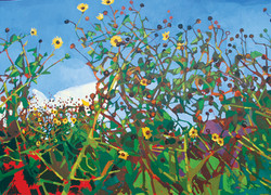Lyles_Summer Time,Oil on Canvas,62x86_20