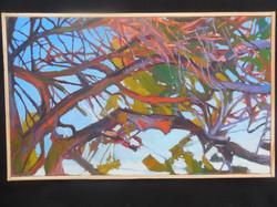 3. Lyles_Gracious Lady #4_Oil on Canvas_