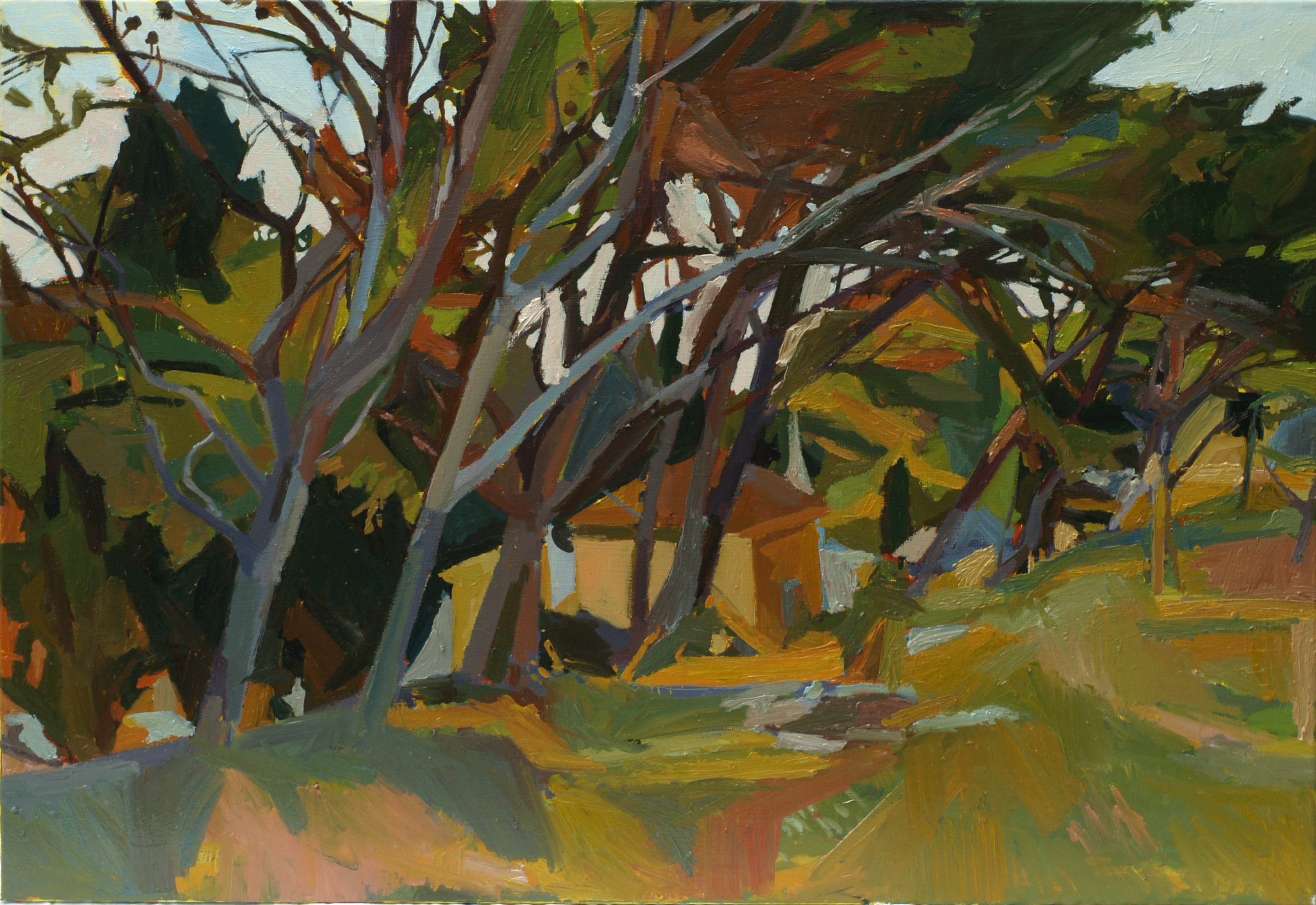 Lyles_Park2, Oil on Canvas, 2014.JPG