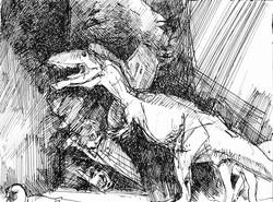Lyles_Gigit Sreies 2_Ink on Paper_9x12_2