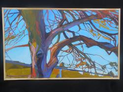 2. Lyles_Gracious Lady #3_Oil on Canvas_