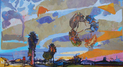 Lyles_Time Makes Change,Oil on Canvas,48
