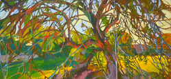 Lyles_Sunday Afternoon_Oil on Canvas_201