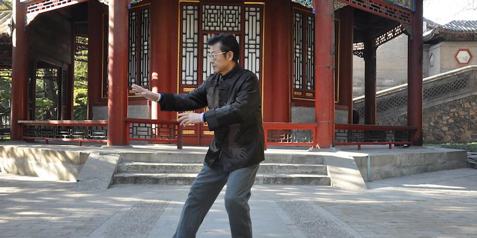 Tai Ji Standing Meditation Level 3&4 Oct 27-28 (Sat&Sun)