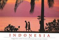 Senggigi Beach, Indonesia