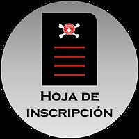 Icono Hoja de Inscripción Piratas Soto Basket