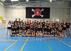 Foto Primera Semana II Campus Navidad Piratas Soto Basket