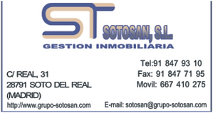 SotoSan Patrocinador Piratas Soto Basket