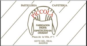 Piccola Patrocinador Piratas Soto Basket
