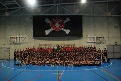 Foto oficial Club Piratas Soto Basket 2017/18